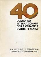 zz1 BIENNALE 1982, 40 Concorso…