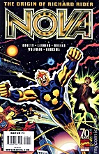 Nova The Origin of Richard Rider #1