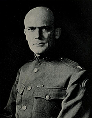 Author photo. Francis P. Duffy. Image from his <i>Father Duffy's story; a tale of humor and heroism, of life and death with the fighting Sixty-ninth</i> (1919).