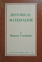 Historical Materialism (Dialectical…