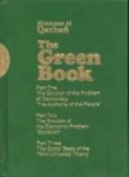 The Green Book by Muammar Qaddafi