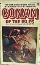 Conan of the Isles by L. Sprague de Camp