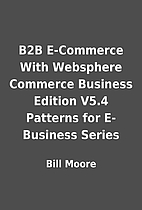 B2B E-Commerce With Websphere Commerce…