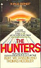 The Hunters by Burt Wetanson