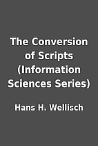 The Conversion of Scripts (Information…