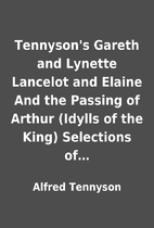 Tennyson's Gareth and Lynette Lancelot and…