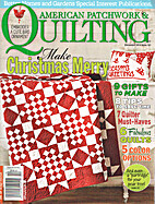 American Patchwork & Quilting Vol. 22, No. 6…