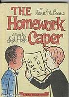 The Homework Caper by Joan M. Lexau