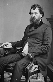 Author photo. Brady-Handy Photograph Collection (Library of Congress)