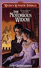 The Notorious Widow by Judy Christenberry