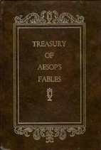 Treasury of Aesop's Fables by Oliver…