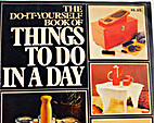 The Do-It-Yourself Book of Things to Do in a…