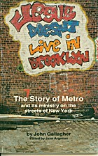 Jesus Doesn't Live in Brooklyn: The…