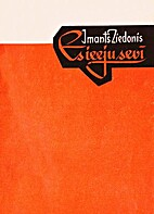 Es ieeju sevī : dzejoļi by Imants Ziedonis