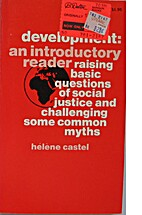 World Development: An Introductory Reader by…