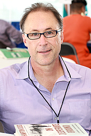 """Author photo. Author Hampton Sides at the 2018 Texas Book Festival in Austin, Texas, United States. By Larry D. Moore, CC BY-SA 4.0, <a href=""""https://commons.wikimedia.org/w/index.php?curid=74237058"""" rel=""""nofollow"""" target=""""_top"""">https://commons.wikimedia.org/w/index.php?curid=74237058</a>"""