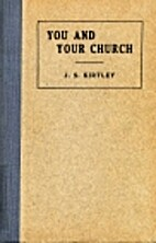 You and Your Church by James S Kirtley