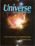 The Universe from your Backyard:A Guide to…
