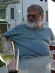 Author photo. Michael Anthony Novak