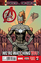 Avengers (Vol. 5) #37: Archangel by Jonathan…