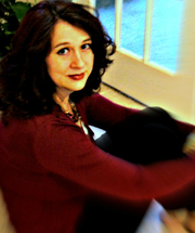 Author photo. Andrea R. Cooper author of paranormal and historical romance