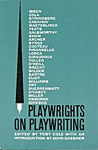 Playwrights on Playwriting: The Meaning and…
