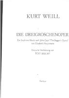 Die Dreigroschenoper = The threepenny opera…