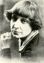 Author photo. From <a href=&quot;http://en.wikipedia.org/wiki/Image:Tsvetaeva.jpg&quot;>Wikimedia Commons</a>