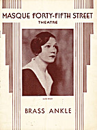 Masque Forty-Fifth Street Theatre: Brass…