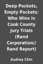 Deep Pockets, Empty Pockets: Who Wins in…