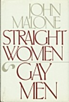 Straight women/gay men: A special…