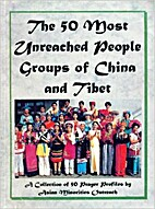 The 50 most unreached people groups of China…
