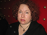 Author photo. Photograph by Ellen Datlow