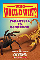 Who Would Win? Tarantula vs. Scorpion by…