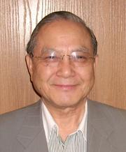 Author photo. Yoon Kwon Chae, President of Korea Christian Gospel Mission