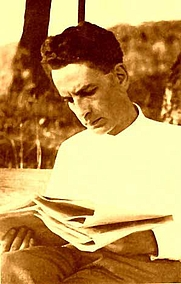 Author photo. Karl Löwith