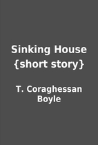 Sinking House {short story} by T.…