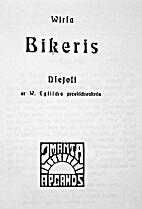 Biķeris : dzejoļi by Edvarts Virza
