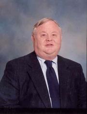 Author photo. Dr John Frame