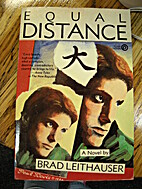 Equal Distance by Brad Leithauser