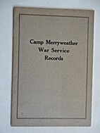Camp Merryweather War Service Record.