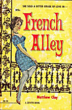 French Alley by MATTHEW CLAY