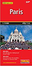 Hallwag City Map : Paris by Hallwag…