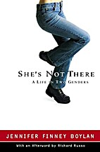 She's Not There: A Life in Two Genders by…