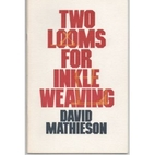 Two Looms For Inkle Weaving by David…