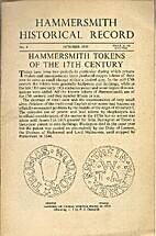 Hammersmith Historical Record: No.4:…