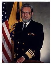 Author photo. United States Public Health Service