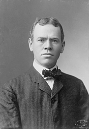 Author photo. James Brendan Connolly, 1906. Wikimedia Commons.