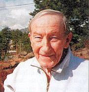 Author photo. Josef Franz Blumrich