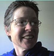 Author photo. D.M. Turner 2007